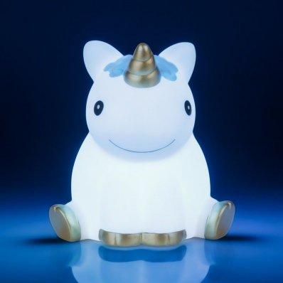 Lampka Jednorożec - magiczny i tęczowy przyjaciel każdego dziecka