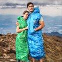 Śpiwór ubranie Pekynew