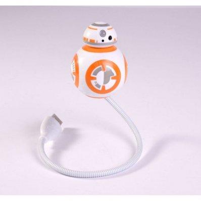 Lampka USB Star Wars BB-8 - mały funkcjonalny droid dla każego fana.