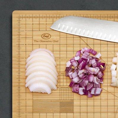 Deska Obsesyjnego Kucharza dla perfekcji w kuchni w każdym calu
