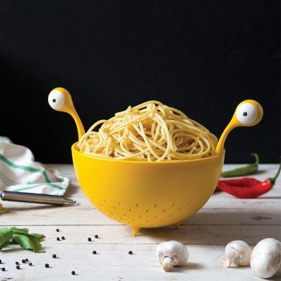 Durszlak Latającego Potwora Spaghetti - sprowadź go do swojej kuchni