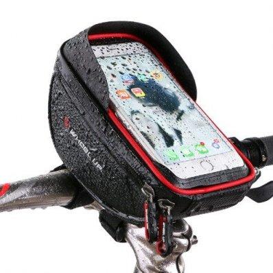 Sakwa Rowerowa Tuba - pokrowiec na telefon - Wheel-UP. Świetna funkcjonalność i ochrona.