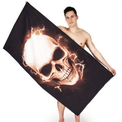 Ręcznik Metala - zamień się w nekromantę i powołaj legion nieumarłych na każdej plaży!