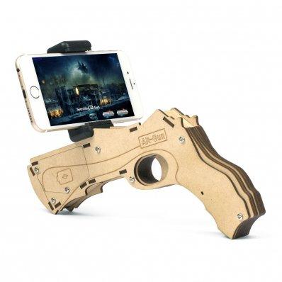 AR Smartphone Blaster - graj w samym centrum akcji w 360 stopniowym świecie!