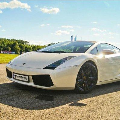 Jazda za kierownicą Lamborghini Gallardo - voucher dla osób lubiących prędkość i luksus