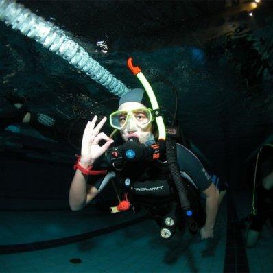 Kurs nurkowania pod okiem instruktorów i ratowników