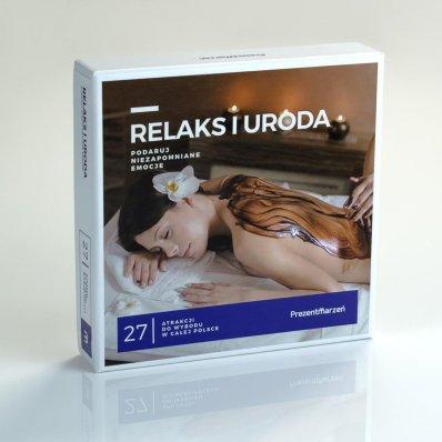 Pakiet Atrakcji RELAKS I URODA