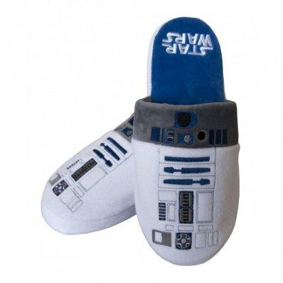 Kapcie Star Wars R2-D2 - dla każdego fana Gwiezdnych Wojen