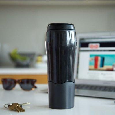 Kubek termiczny Mighty Mug Go - nie do ruszenia!
