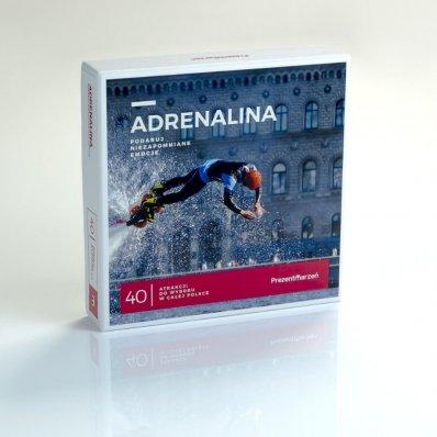 Pakiet Atrakcji ADRENALINA