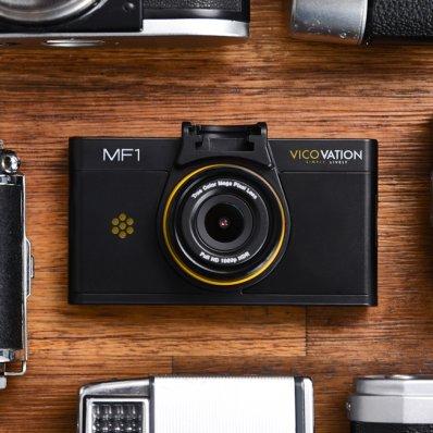 Kamera samochodowa  Vico-MF1 - doskonała jakość zapisu i szeroka funkcjonalność