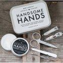 Zestaw Do Pielęgnacji Dłoni Handsome Hands