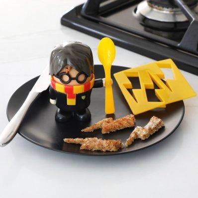 Podstawka pod jajko Harry Potter - dla tych którzy chcieliby zjeść jak w Hogwarcie