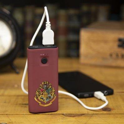 Hogwartowy Powerbank - 5200mAh czystej magii napędzającej Twoje urządzenia mobilne