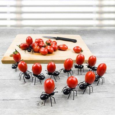 Koktajlowe Mrówki Na Przekąski - 12 mrówek do Twoich usług!