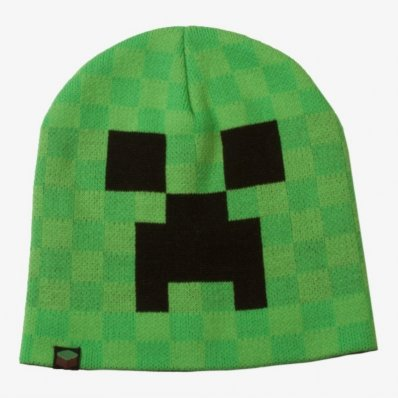 Czapka Minecraft Creeper