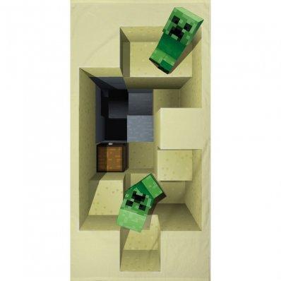 Ręcznik Minecraft 3D