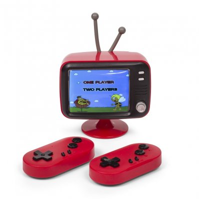 Retro TV Konsola z padami 300 gier