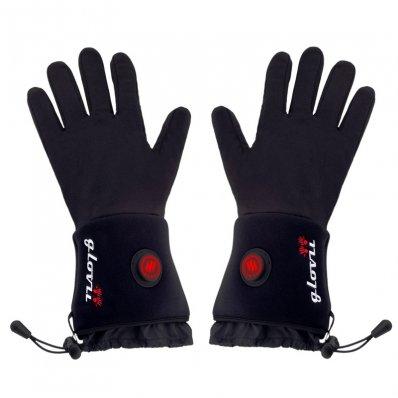 Ogrzewane Rękawice Uniwersalne od Glovii - do 6 godzin komfortu.