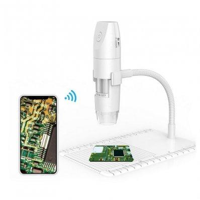 Mikroskop cyfrowy 1000x WiFi 1080p