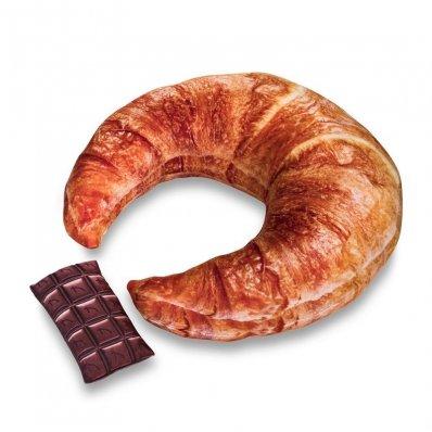 Grzejący Croissant z czekoladą XXL