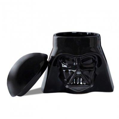Kubek Star Wars Darth Vader 3D z pokrywką