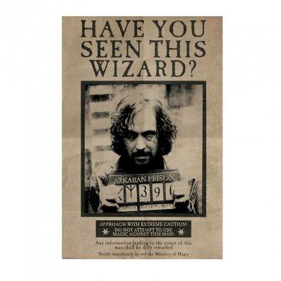 Plakat Harry Potter Syriusz Black
