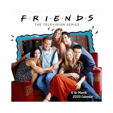 Kalendarz Friends 2020
