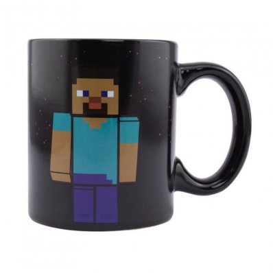 Kubek Minecraft Enderman Wrażliwy na ciepło
