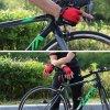 Rękawice Rowerowe bez Palców - Wheel-UP Czerwone
