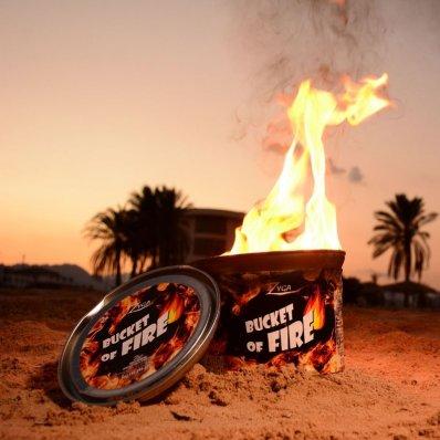 Bucket of Fire – mobilne ognisko
