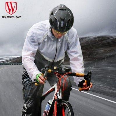 Kurtka przeciwdeszczowa Ultralight Wheel-Up