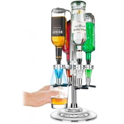 Stojak Barowy Bar Caddy - podświetlany