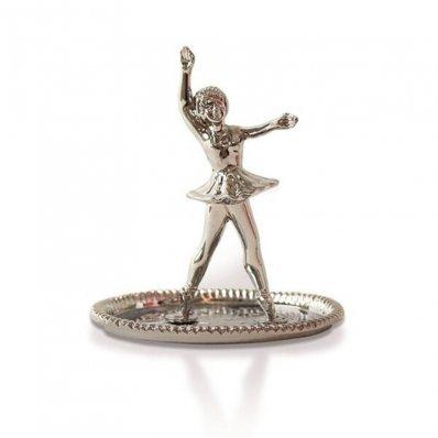 Stojak na błyskotki Ballerina - tańczący sposób na trzymanie porządku w biżuterii