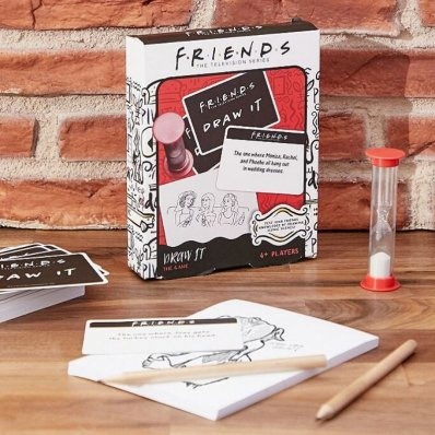 Gra Friends - Narysuj to!
