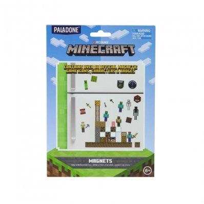 Magnesy na lodówkę Minecraft