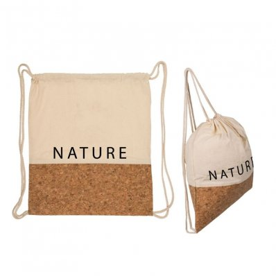 Bawełniany Eko plecak