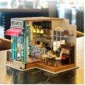 Domek DIY do samodzielnego złożenia – Kawiarnia