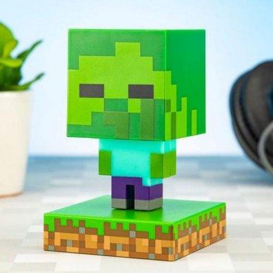 Lampka Minecraft Zombie