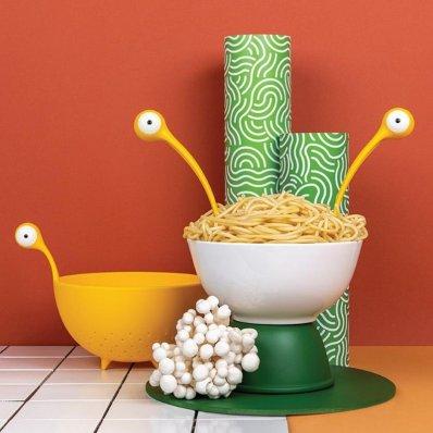 Zestaw łyżek Latającego Potwora Spaghetti
