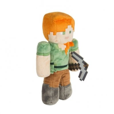Maskotka Minecraft Alex