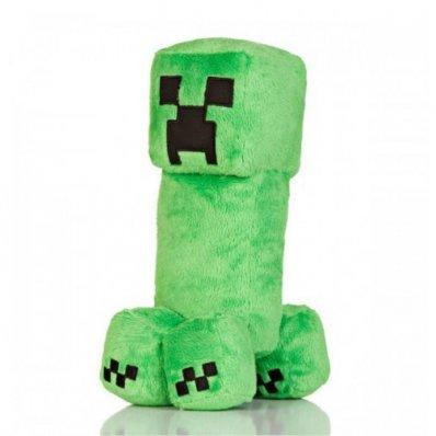 Creeper Minecraft - dźwiękowy pluszak