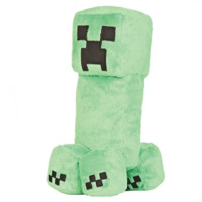 Maskotka Minecraft Creeper Adventure