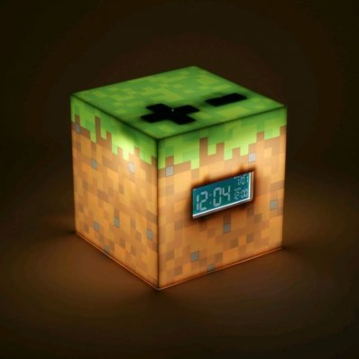 Budzik Minecraft