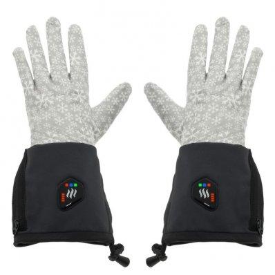 Ogrzewane Rękawice zimowe od Glovi