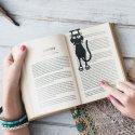 Zakładka do książki Czarny Kot
