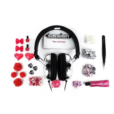 Słuchawki DIY z akcesoriami