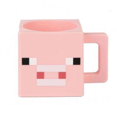 Kubek Minecraft Pig