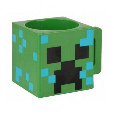 Kubek Minecraft Creeper Charged