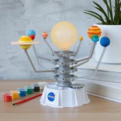 NASA Układ Słoneczny DIY